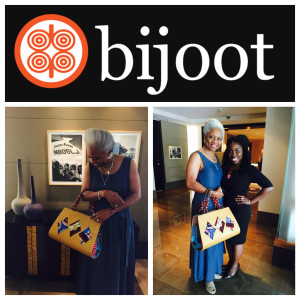 Bijoot and Dr. Kimberley Richards of PISAB